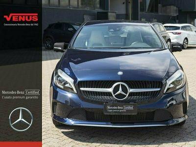 usata Mercedes A180 Classe A - W176 Dieseld Sport Activity edition auto