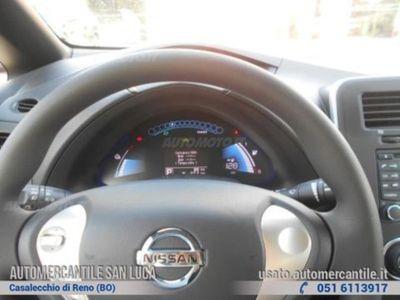 usata Nissan Leaf Elettrico Sincrono Trifase Visia nuova a Casalecchio di Reno