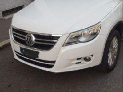 brugt VW Tiguan 2ª serie - 2011