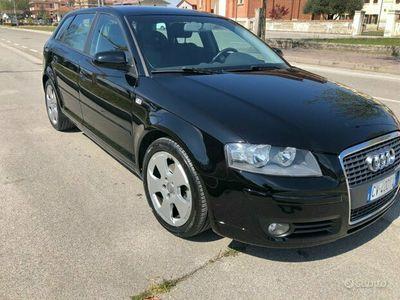 usata Audi A3 Sportback 2.0 D 140 cv - 2005