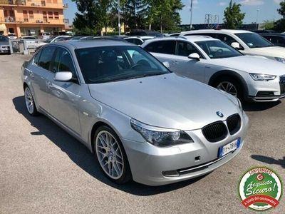 usata BMW 520 d cat Futura Navi Pelle Automatico