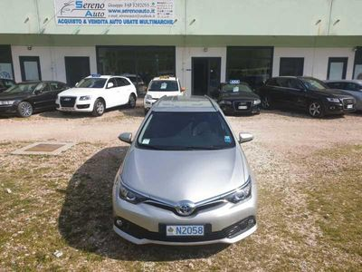 usata Toyota Auris 1.8 Hybrid 60.000km 2016