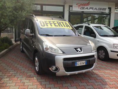 gebraucht Peugeot Partner PARTER tepee 1.6 Hdi 112 cc Outdoor