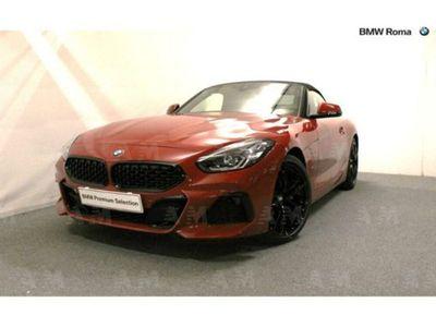 usata BMW Z4 Z4 CabriosDrive20i MSport del 2019 usata a Roma
