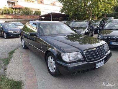 usata Mercedes S600 classeV12 anno 1992 ASI