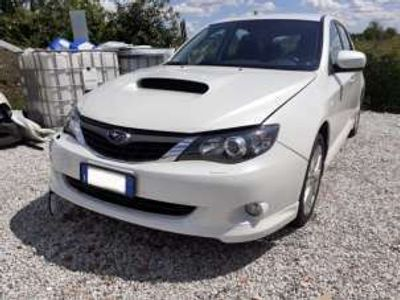 usata Subaru Impreza 2.0D RS INCIDENTATA Diesel