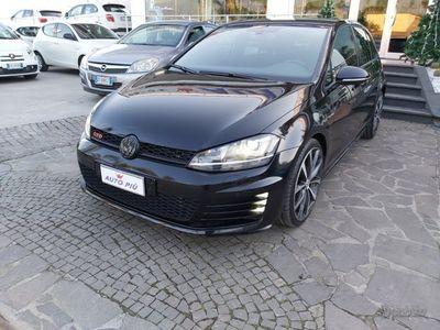 usata VW Golf 7ª GTD 184CV DSG - 2016