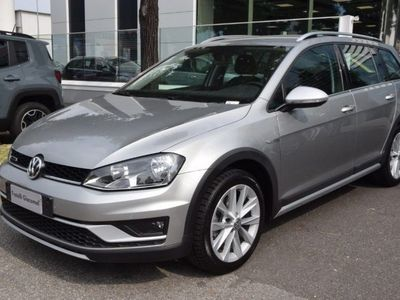 used VW Golf Alltrack Golf Variant Alltrack 2.0 TDI 4MOTION BMT Variant 2.0 TDI 4MOTION BMT