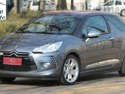 usata Citroën DS3 1.6 Hdi 90 Fap So Chic Usato