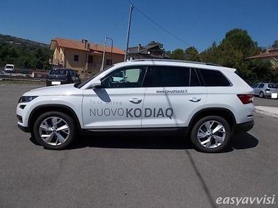 brugt Skoda Kodiaq 2.0 TDI SCR DSG Style