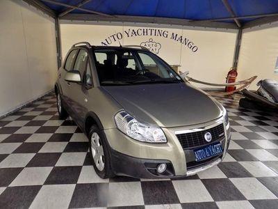 gebraucht Fiat Sedici 1.9 MJT 4x4 Experience