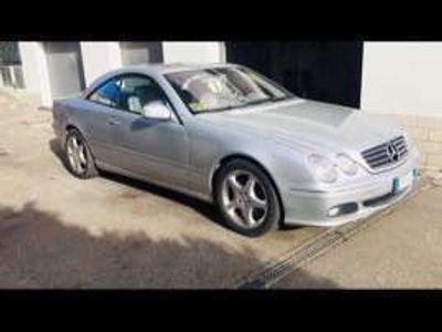 usata Mercedes CL500 - BenzV8