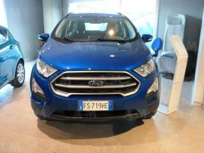 used Ford Ecosport 1.5 TDCi 95 CV Plus