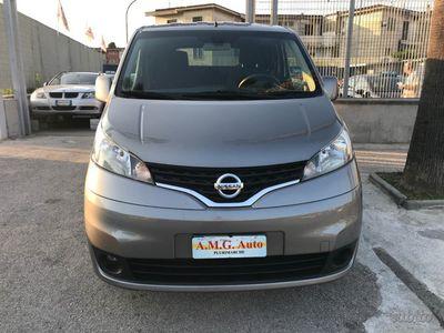 used Nissan Evalia 15 cdi sette posti pari al nuo- 2014