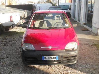 używany Fiat Seicento 1.1i Van 2 posti usato