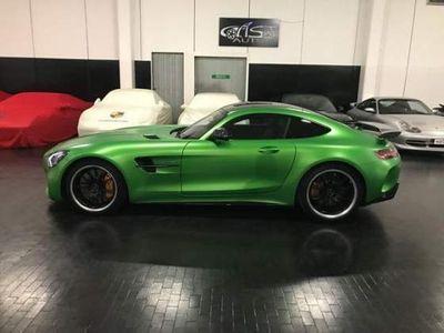 brugt Mercedes AMG GT R FULL CARBONIO GTR PERMUTE