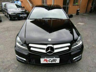 usata Mercedes C220 Coupé cdi Avantgarde * 185.000 KM REALI *