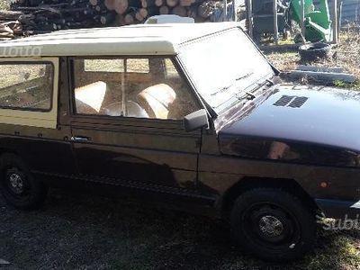 gebraucht Fiat 127 - midimaxi moretti Anni 70