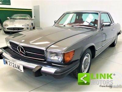 usata Mercedes 450 - SLC- Ex Silvana Mangano & Dino De