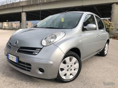 usado Nissan Micra 1.2 full optional perfetta 2007