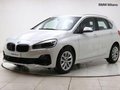 usata BMW 218 Serie 2 Active Tourer i Advantage nuova a Milano