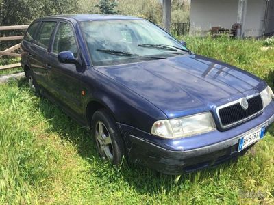 używany Skoda Octavia 2ª serie - 2001