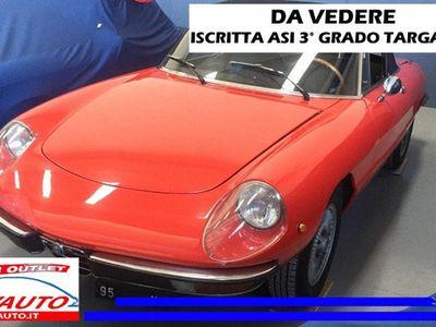 usado Alfa Romeo 2000 SpiderSPIDER VELOCE TIPO 115.38