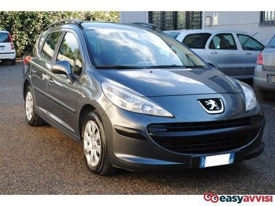 usado Peugeot 207 1.4 VTi 95CV SW X Line