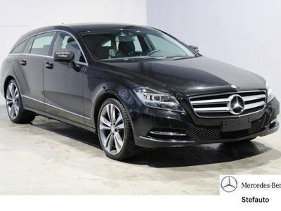 used Mercedes CLS250 d SW Sport COMAND FH