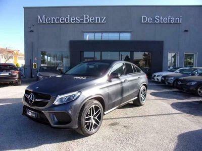 usata Mercedes GLE350 GLE Coupé GLE Coupe-C292 Diesel GLE couped Premium 4matic auto