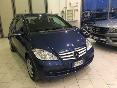 usata Mercedes A160 ClasseBlueEFFICIENCY Executive *GPL* TGLINDI