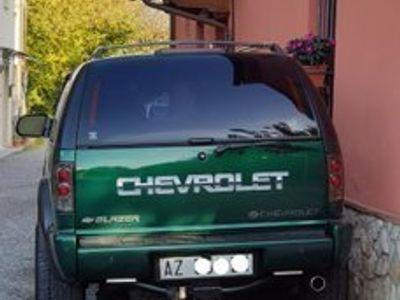 usata Chevrolet Blazer 4.3 gpl