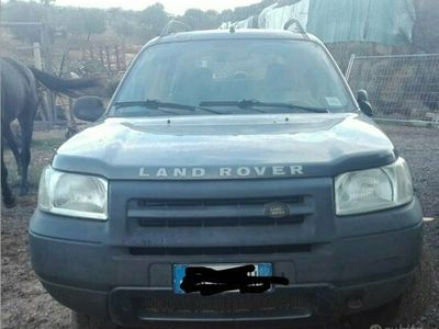usata Land Rover Freelander Freelander 2.0 TD cat Station Wagon XE