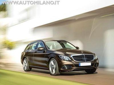 gebraucht Mercedes C220 d SB Automatic Sport rif. 11173130
