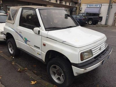 usata Suzuki Vitara 1.6i cat Cabriolet JLX P.Pack
