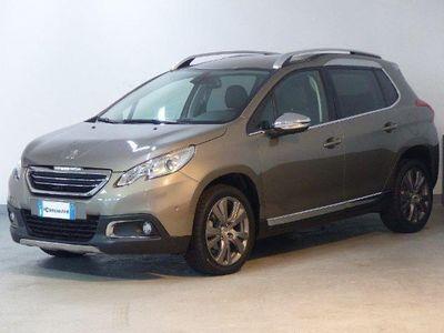 gebraucht Peugeot 2008 1.6 e-HDi 92 CV Stop&Start Allure GRIP CONTROL