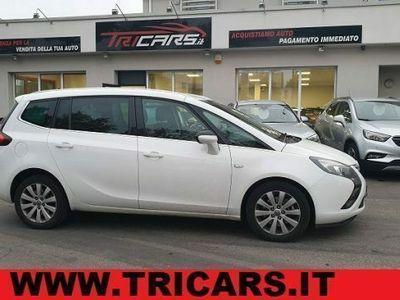 usata Opel Zafira Tourer 1.4 T 140CV GPL Cosmo UNICO PROPRIETARIO rif. 12355447