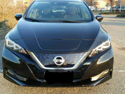 usata Nissan Leaf 2018 40kw/h