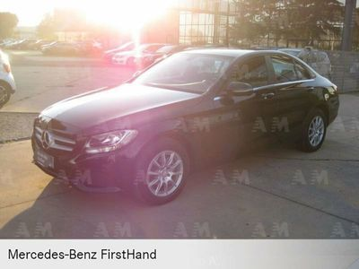 usata Mercedes C180 d Automatic Business
