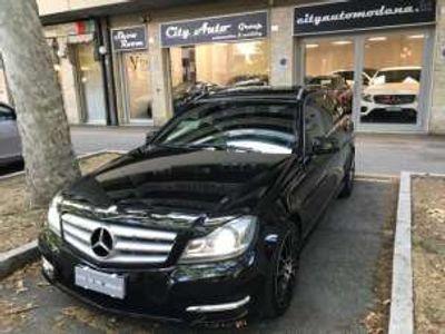usata Mercedes C350 CDI S.W. BlueEFF. 265CV Avantgarde Diesel