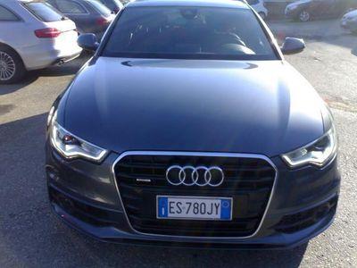 brugt Audi A6 Avant 3.0 TDI 245CV S-line quattro
