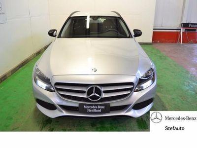 usata Mercedes C200 d S.W. Automatic Business rif. 7386500