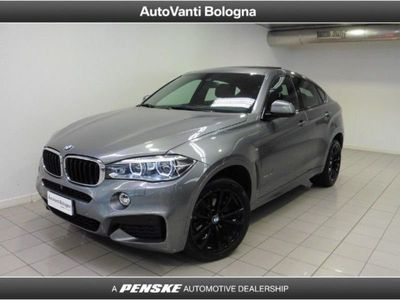 used BMW X6 xDrive30d 258CV Msport