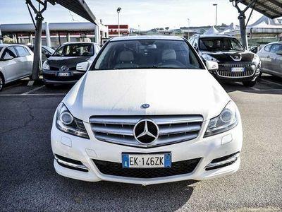 usata Mercedes C200 Classe C (W/S204)CDI BlueEFFICIENCY Elegance