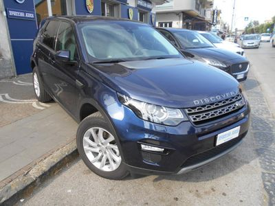 used Land Rover Discovery Sport 2.0 TD4 150 CV SE KM 0 PRONTA CONSEGNA!!!!!