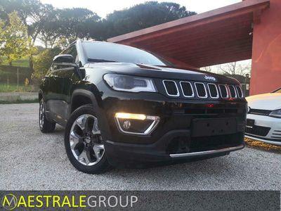 "usata Jeep Compass 1.6 MJT 120CV LIMITED +NAVI 8.4""+ PELLE+BLINDSPOT"