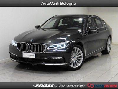 brugt BMW 730 d xdrive luxury diesel