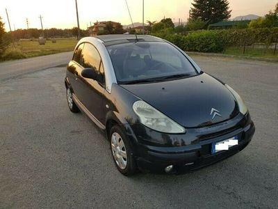 used Citroën C3 Pluriel 1.6 16V SensoDrive Pack Tecno