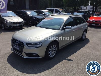 used Audi A4 A4avant 2.0 tdi Business 143cv
