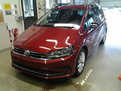 usata VW Golf Sportsvan 1.5 Tsi Iq.drive Acc 17 Zoll App